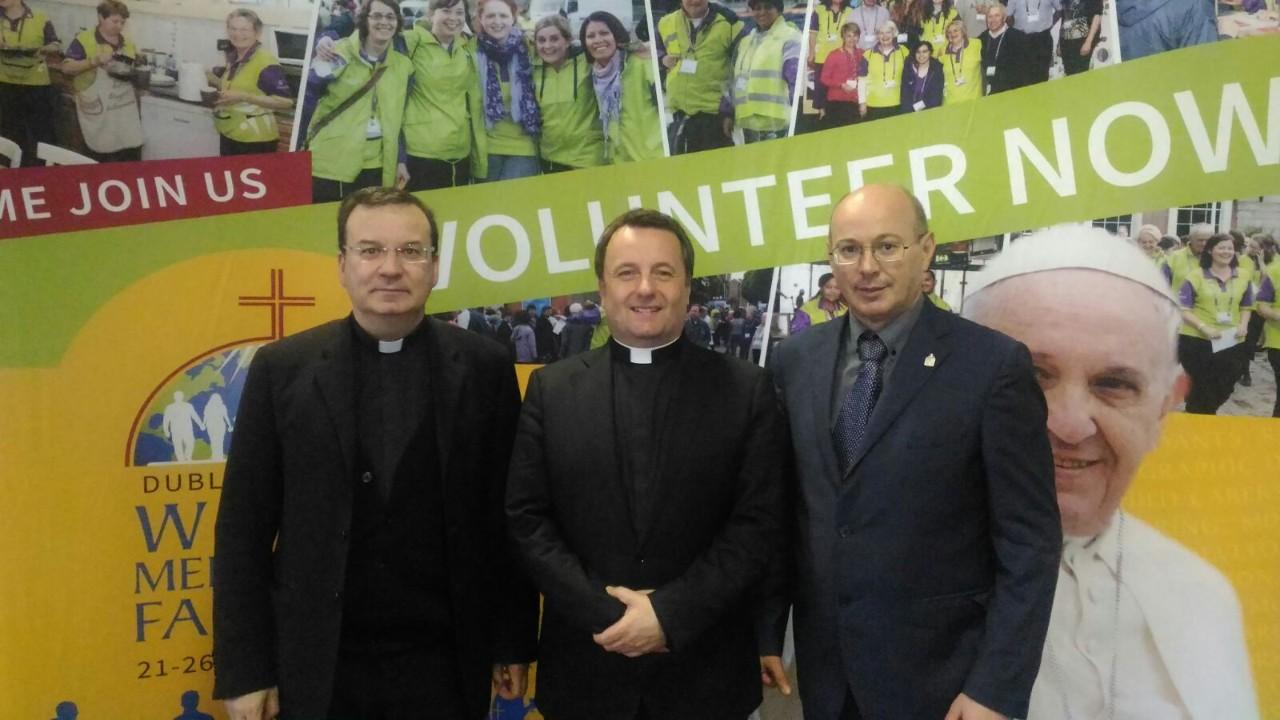 La preparación de Dublín 2018: las catequesis y el Festival de los ...