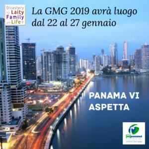 La GMG di Panama si terrà dal 22 al 27 gennaio 2019 7d7c4b8a2ba4